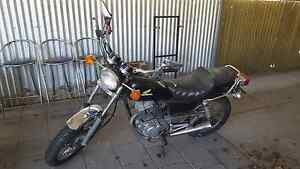 Motorbike 1982 Honda CM 250 Custom Port Adelaide Port Adelaide Area Preview