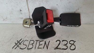 AUDI A4 B6 01-2008 REAR CENTRE LEFT SEAT BELT TWIN BUCKLE 8E085773901C 8E0857739