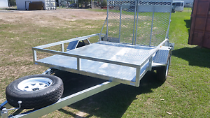 Mower  trailer for hire Noosaville Noosa Area Preview