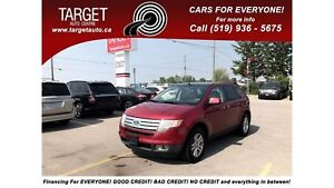2008 Ford Edge SEL REDUCED PRICE!!