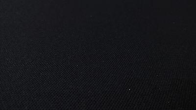 Blk Backing (Black Fn1928 Automotive Headliner Fabric Sunroof Flat Knit 1/8