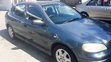 2001 Holden Astra Hatchback Wyoming Gosford Area Preview