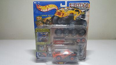NEW 2001 Hot Wheels Tuner Melt Mechanix Shop