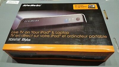 AverMedia Media Streamer Live TV On IPad Laptop HomeFree AVplus F210