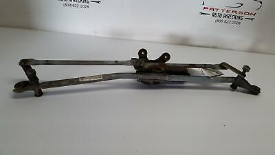 2002 DODGE RAM PICKUP 1500 FRONT WIPER TRANSMISSION W/ MOTOR