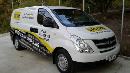 SUCCESSFULL MOBILE CAR DETAILING BUSINESS FOR SALE IN CALOUNDRA