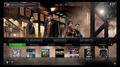 Fire TV Stick Gen2 Kodi 17.1 Krypton NO LIMITS BUILD Mobdro, Pulse CCM Krypton