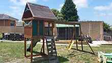 Cubby fort with swings Doncaster East Manningham Area Preview