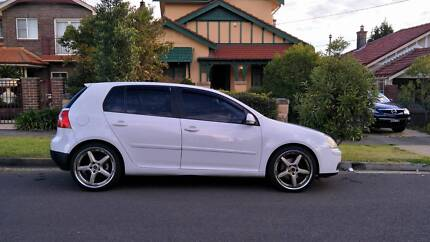 VW 2007 Golf 2.0L TDI Sportsline For SALE Bardwell Valley Rockdale Area Preview
