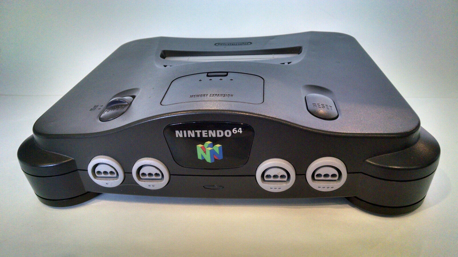 N64 nintendo 64 console w new controllers mario kart smash bros super mario - Super nintendo 64 console ...