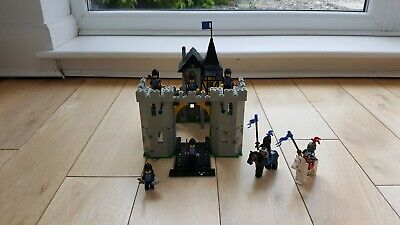 VINTAGE LEGO CASTLE,BLACK FALCONS FORTRESS 6074,PLUS EXTRAS.
