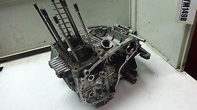 1975 YAMAHA XS500 XS 500 YM149B ENGINE TRANSMISSION CRANKCASE CASES