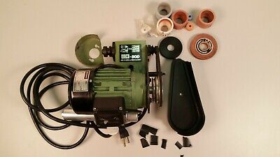 Emco Maximat Super 11 Lathe Tool Post Grinder Sod W Accessories Excellent Cond.