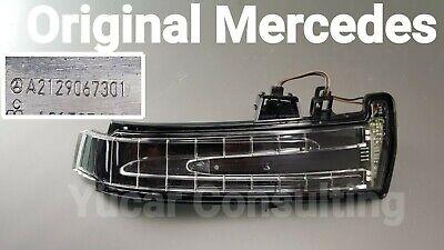 Original Mercedes Blinker Spiegelblinker rechts A2129067301 W212 W204 W176 W156