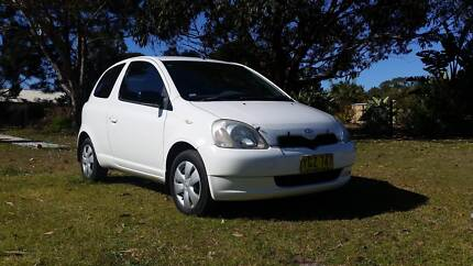 2002 Toyota Echo Hatchback Tuncurry Great Lakes Area Preview