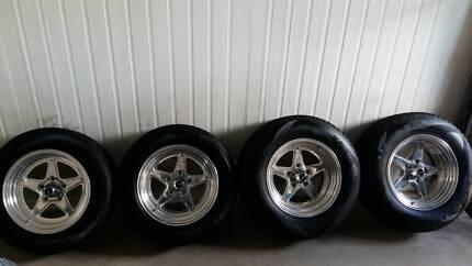 Ford falcon xy wheels