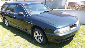 Mitsubishi magna 5 speed manual  1999 Primbee Wollongong Area Preview