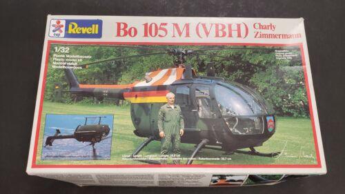REVELL Bo 105 M  1/32 HELICOPTER