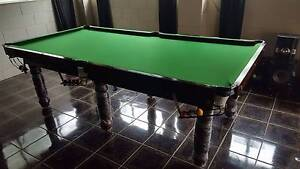 Slate pool table with extras Rochedale South Brisbane South East Preview