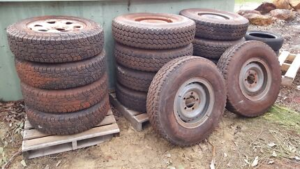 Tyres and Rims Toyota