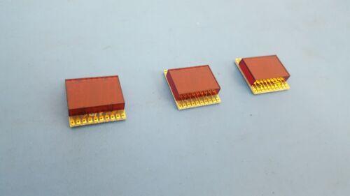Dual 7-Segment, National Semiconductor, NSC, NSN583, 4 Pcs