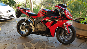 2007 CBR1000rr Panorama Mitcham Area Preview