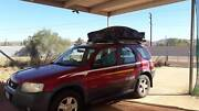 Ford Escape XLT with rooftop tent Darwin Region Preview