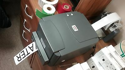 Kroy K4350 Heat Shrink Wire Markerwire Wrap Label Printer System Complete