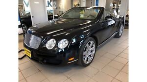 2007 Bentley Continental GT Navigation, Leather, AWD, Convertibl