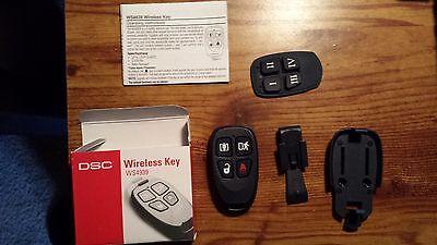 NEW IN BOX - DSC WS4939 Wireless Alarm Key Fobs - Impassa