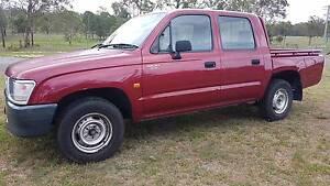 1998 Toyota Hilux swap trade Cessnock Cessnock Area Preview