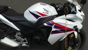 Honda CBR 125 North Melbourne Melbourne City Preview