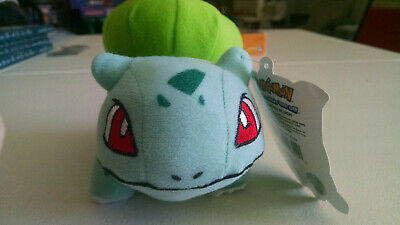 "Bulbasaur Pokemon Plush Sun Moon 6"" Inch New Licensed Pokemon Toy Factory"