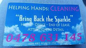 HELPING HANDS CLEANING Blue Mountains Preview