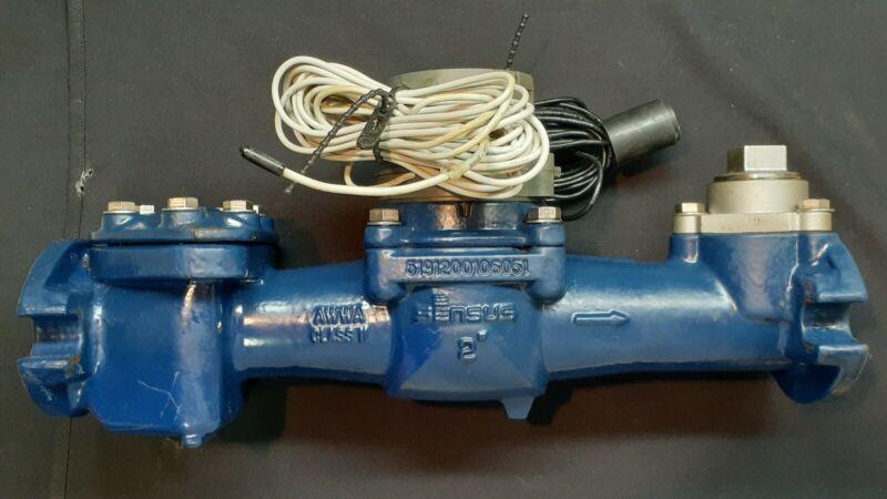 "Sensus 2"" OMNI R2 Water Meter Ductile Iron 5171205306051 FAST SHIP"