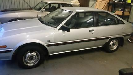Mitsubishi Cordia 1985 swap trade