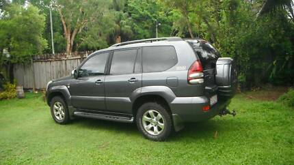2008 Toyota Prado GXL Earlville Cairns City Preview