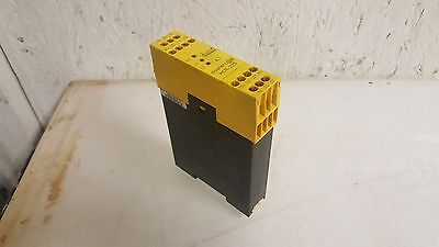 Captron Safety Relay Type # MCR-225, Used, Warranty