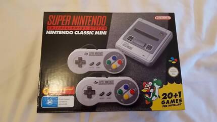 Super Nintendo Classic Mini (Brand New)