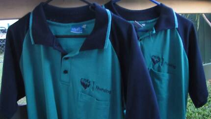 USQ Nursing Polos x 2 Woody Point Redcliffe Area Preview