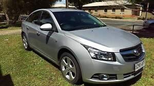 2010 Holden Cruze Sedan Angaston Barossa Area Preview