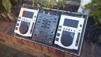 Pioneer DJ Set - DJM400, CDJ100S, DJ Case Set ~Perfect Condition~ Leichhardt Leichhardt Area Preview