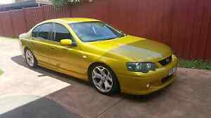 2004 BA XR6 TURBO MK2 Epping Whittlesea Area Preview