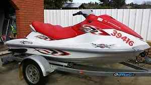 2005 Yamaha VX110 Sport Mangalore Southern Midlands Preview