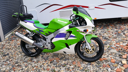 Motorcycle Kawasaki Ninja  ZXR6 Ballarat Central Ballarat City Preview
