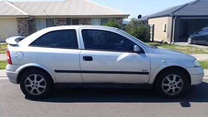 $2500 '04 Holden Astra SXI 3 door Hatch 1.8L Manual No Rego/RWC Bundamba Ipswich City Preview