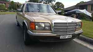 Mercedes Benz 380SEL Cardiff Lake Macquarie Area Preview