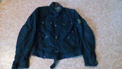 Belstaff black prince Jacke/jacket S Icon XL Alarm für Cobra 11 Prince Black Jacke