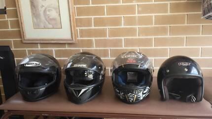 Motorbike Helments