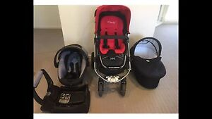 Valco Quad Baby Pram Cheltenham Kingston Area Preview
